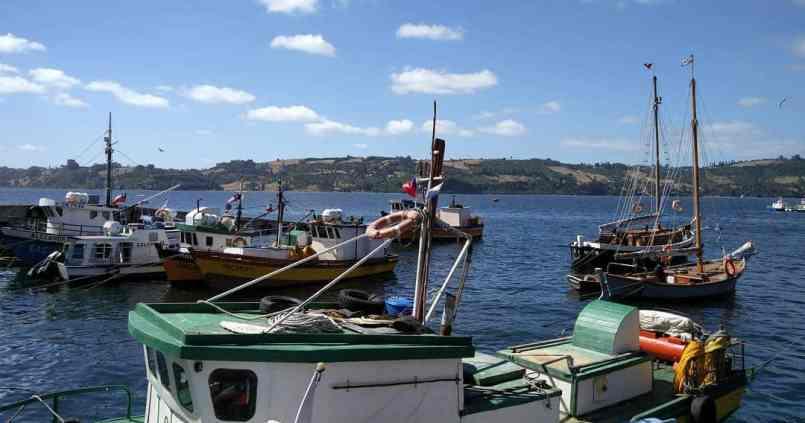 Chiloé, un petit bout de Bretagne au Chili. 1