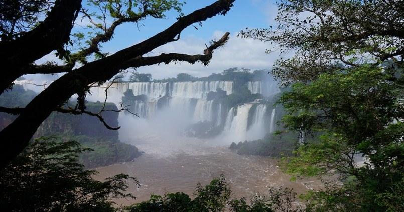 Les chutes d'Iguazu 1