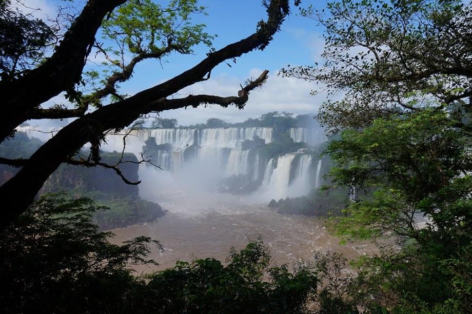 Les chutes d'Iguazu 2