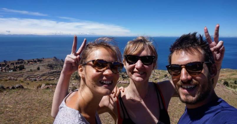 Retour en enfance au lac Titicaca 1