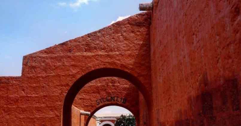 Couvent Santa Catalina à Arequipa. Une petite ville dans la ville. 1