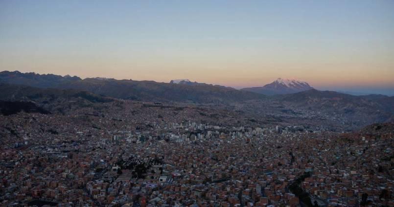 Nouveau pays: la Bolivie 1