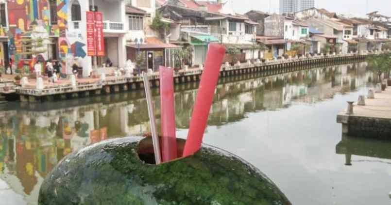 Jus de pastèque 🍉 à Malacca. Miam 1