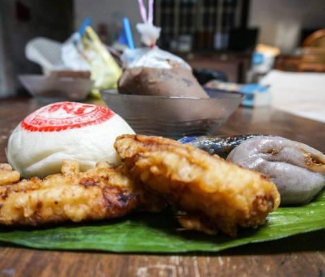 Petit déjeuner de roi à Malacca. 5