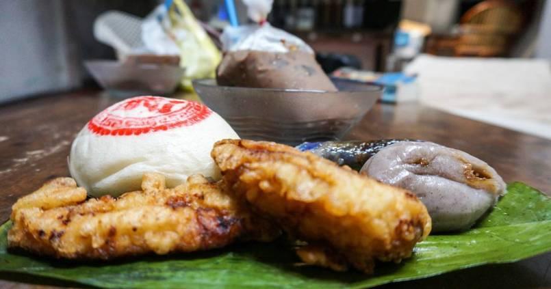 Petit déjeuner de roi à Malacca. 1