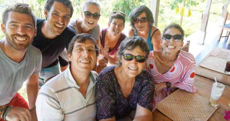 On a eu de la visite 😍 #familyGaut's 1
