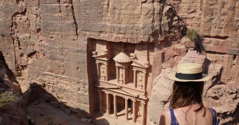 Pétra: visiter la cité mystérieuse de Jordanie 1