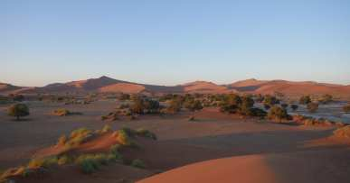 Sesriem : explorer les dunes de Sossusvlei 13