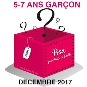5-7 ANS GARCON