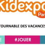 Plus de 300 marques marquent une idée de sortie avec les enfants au 13è salon Kidexpo, à Paris