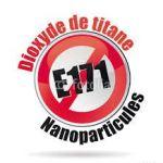 ANNÉE 2020 : les aliments contenant l'additif E171 sont bannis au 1er janvier
