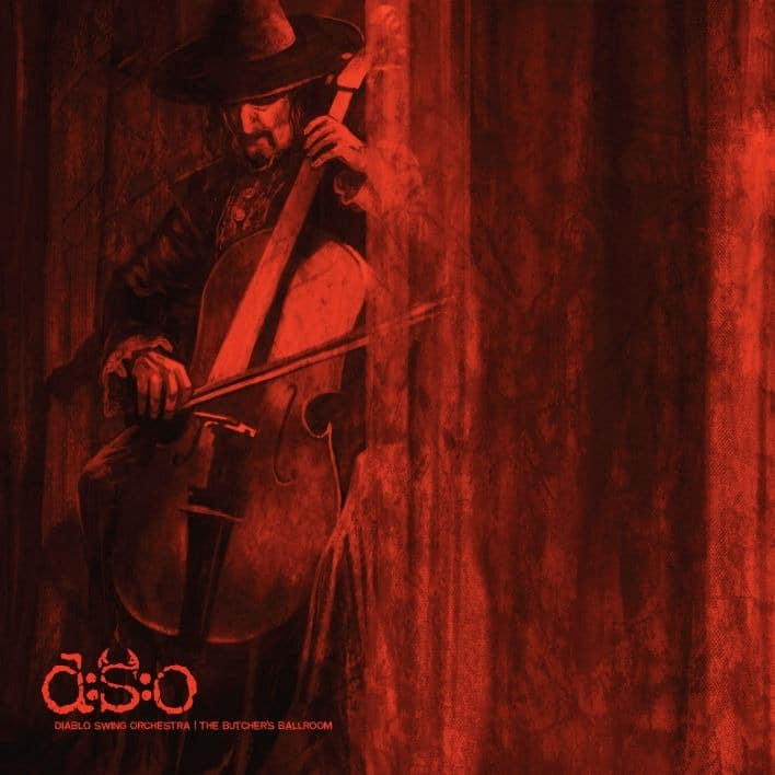Tour du monde en pochettes - Diablo Swing Orchestra - The Butchers Ballroom