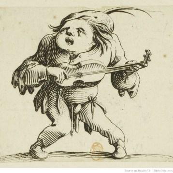 17-Le bossu jouant de la guitare