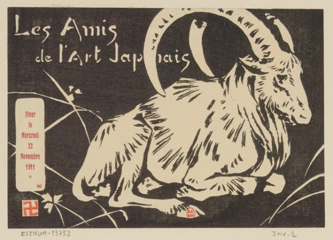 Les Amis de l'Art Japonais 1911