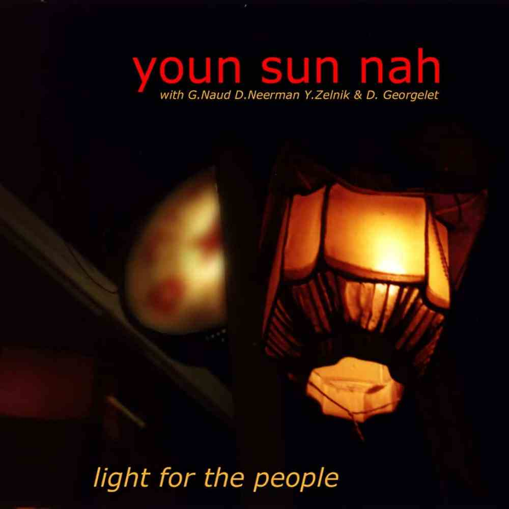 Youn Sun Nah - Light for the people - tour du monde en pochettes