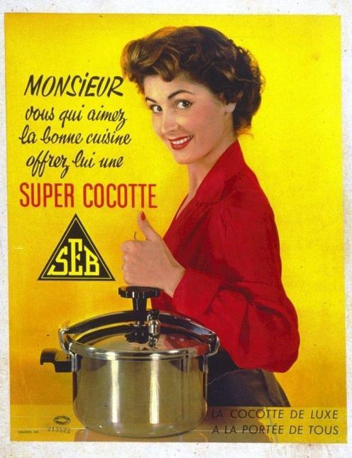 cocotte minute seb Super-cocotte