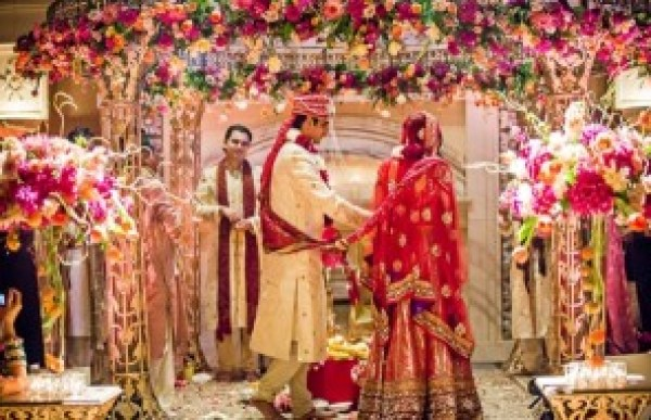 Punjabi Wedding Phere