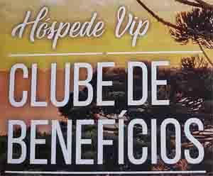 Clube de Benefícios Hóspede VIP