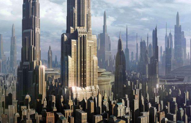 Coruscant_skyscrapers What Are The Best 15 Skyscrapers in the World?