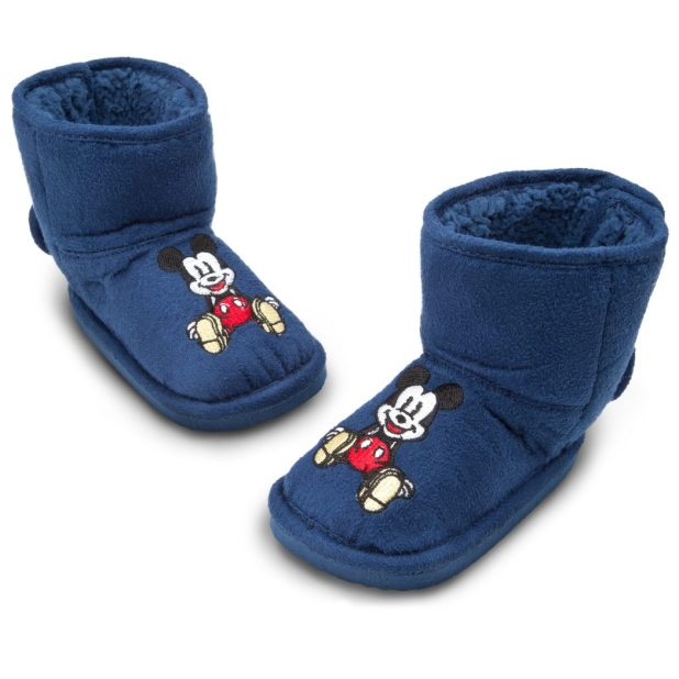 mickey-slippers-boots Best 10 Ideas for Choosing Winter Gifts