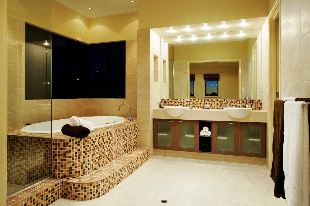 TOP 10 Stylish Bathroom Design Ideas on Model Bathroom Ideas  id=22717