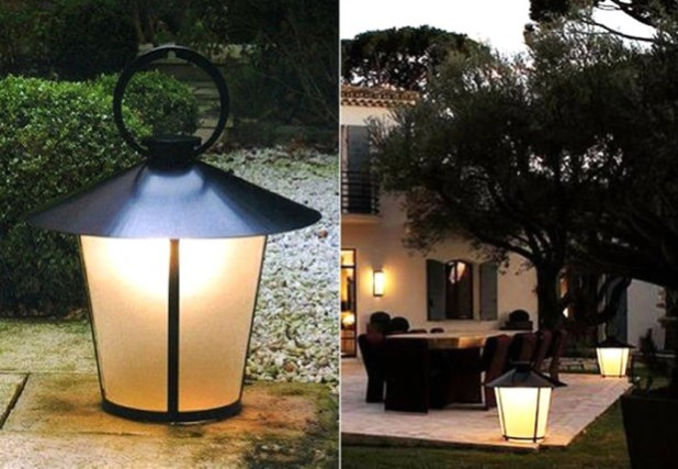 Romantic-Outdoor-Lighting-Design-of-Passage-Pendant-Light-by-Kevin-Reilly-620x428 Get Your Home Looks Romantic By The Mood Of Lighting