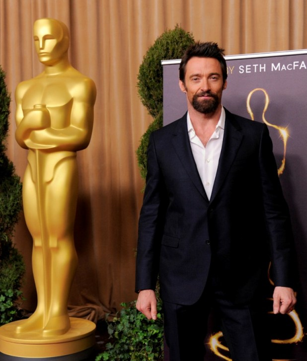 movies-hugh-jackman-oscars-luncheon The 10 Most Famous Male Actors with Awards