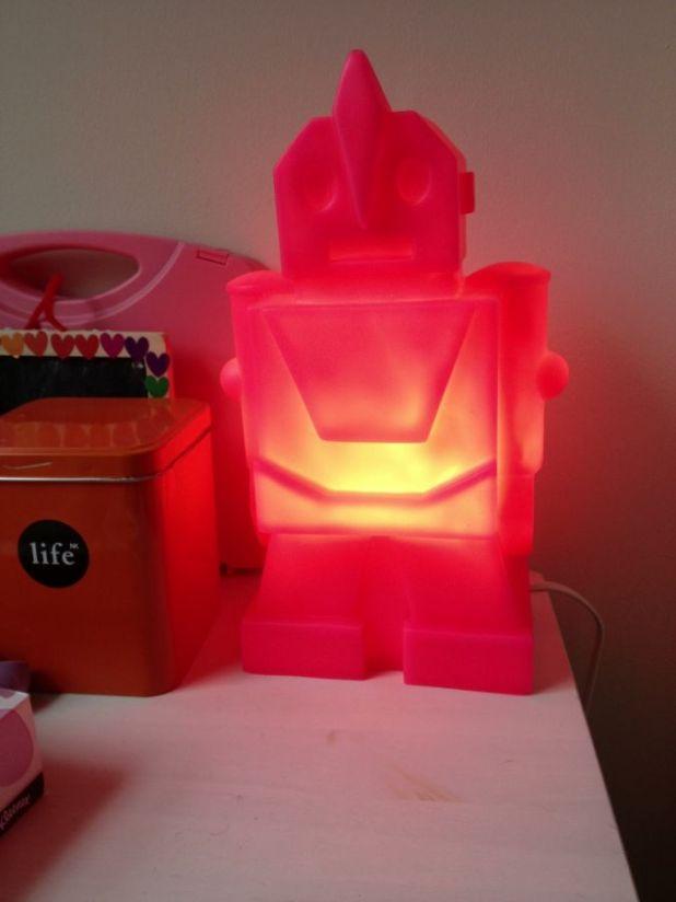 photo-1 35 Amazing Robo Lamps for Your Children's Room