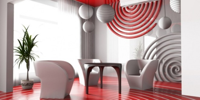 Patterned-living-room-decor