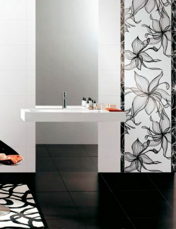 ceramic-wall-tile-floral-pattern4344563 What Are the Latest Home Decor Trends?