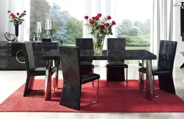 ESF-Coco-DiningSet 45 Most Stylish and Contemporary Dining rooms