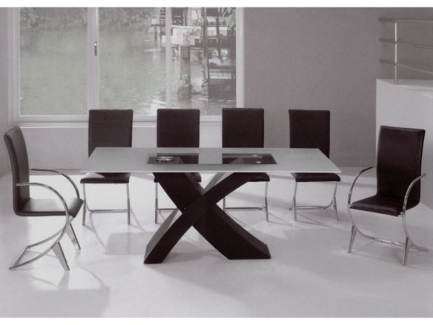 Modern-Wooden-2013-Dining-Room 45 Most Stylish and Contemporary Dining rooms