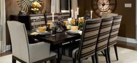 28 Elegant Designs For Your Dining Room