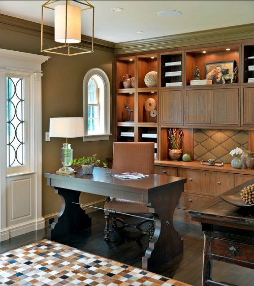 home-office-5 Modern And Stylish Designs Of Home Offices