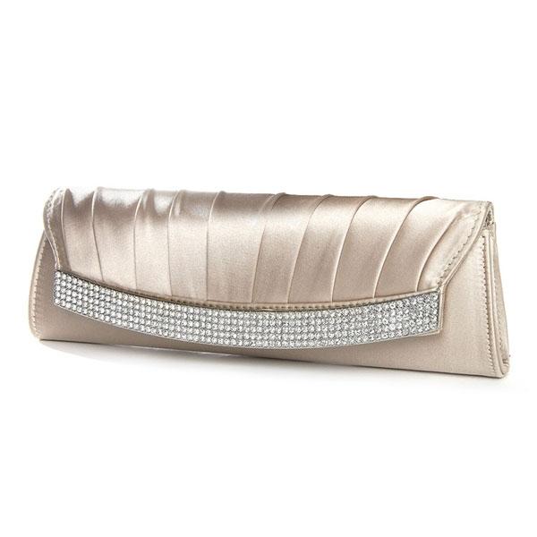 Satin-Evening-Clutch-Inlaid-Crystals-lg 50 Fabulous & Elegant Evening Handbags and Purses