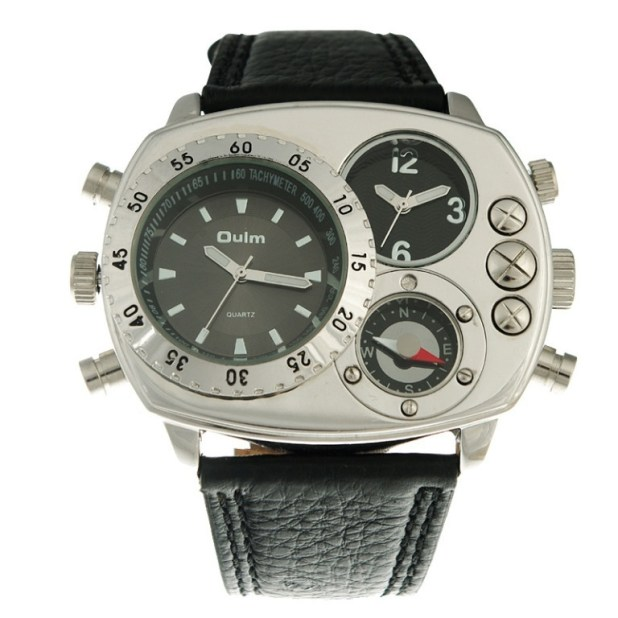 HP9865detail1 Best 35 Military Watches for Men