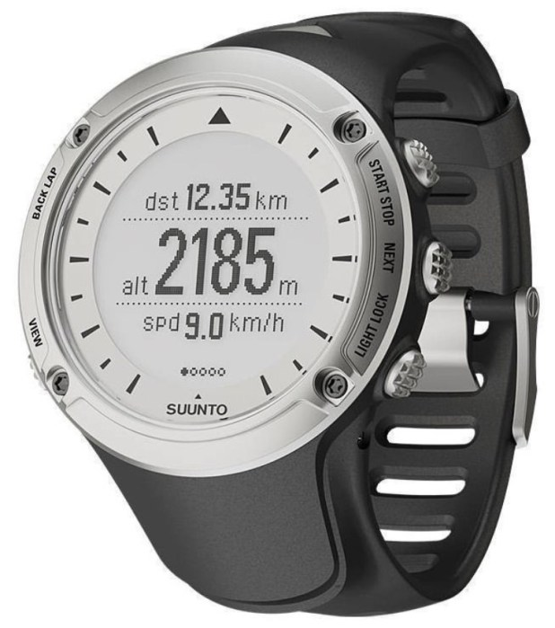 suunto_ambit_silver_5 The Best 40 Sport Watches for Men