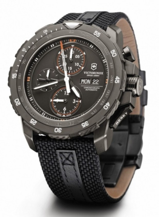victorinox-alpnach-mechanical-chronograph-special-edition-watch Best 35 Military Watches for Men