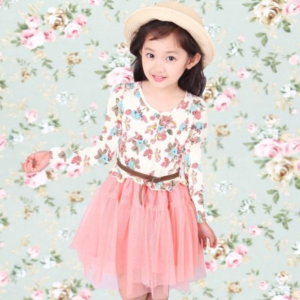 1-122 Kids Dresses for Summer 2014