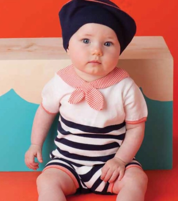 1-123 Baby Clothes for Summer 2014