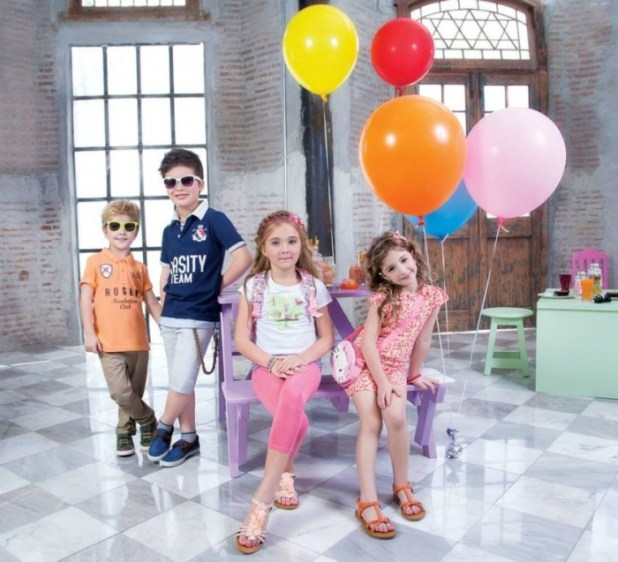 Junior-Kids-wear-Outfitters-Spring-Dresses-2014-2 Junior Kids Fashion Trends for Summer 2014