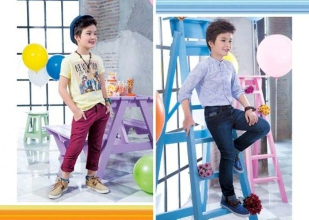 Outfitters-Junior-Latest-Summer-Suits-Collection-2014-for-Kids-6 Junior Kids Fashion Trends for Summer 2014
