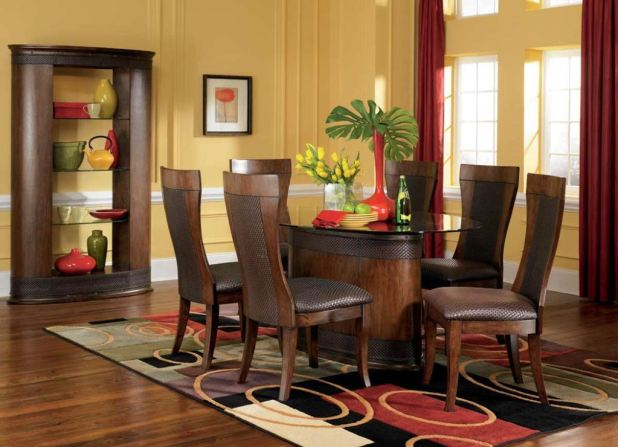 35-Breathtaking-Awesome-Dining-Room-Design-Ideas-2015-12 37 Breathtaking & Awesome Dining Room Design Ideas 2015