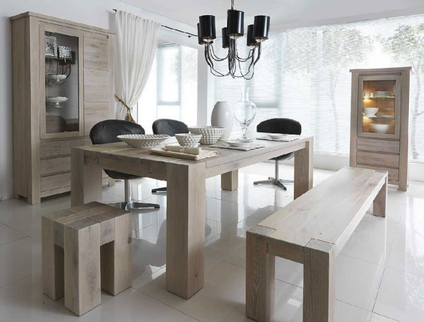 35-Breathtaking-Awesome-Dining-Room-Design-Ideas-2015-5 37 Breathtaking & Awesome Dining Room Design Ideas 2015