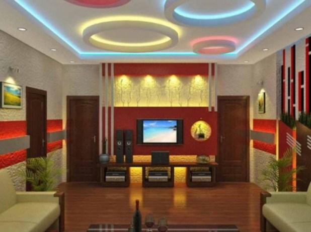 35-Dazzling-Catchy-Ceiling-Design-Ideas-2015-14 46 Dazzling & Catchy Ceiling Design Ideas 2015