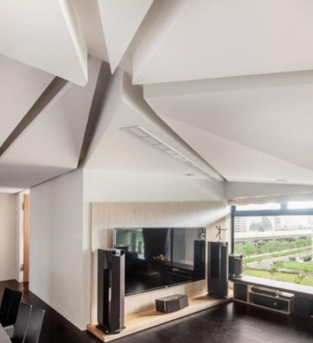 35-Dazzling-Catchy-Ceiling-Design-Ideas-2015-20 46 Dazzling & Catchy Ceiling Design Ideas 2015