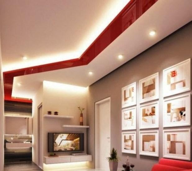 35-Dazzling-Catchy-Ceiling-Design-Ideas-2015-41 46 Dazzling & Catchy Ceiling Design Ideas 2015
