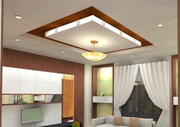 35-Dazzling-Catchy-Ceiling-Design-Ideas-2015-9 46 Dazzling & Catchy Ceiling Design Ideas 2015