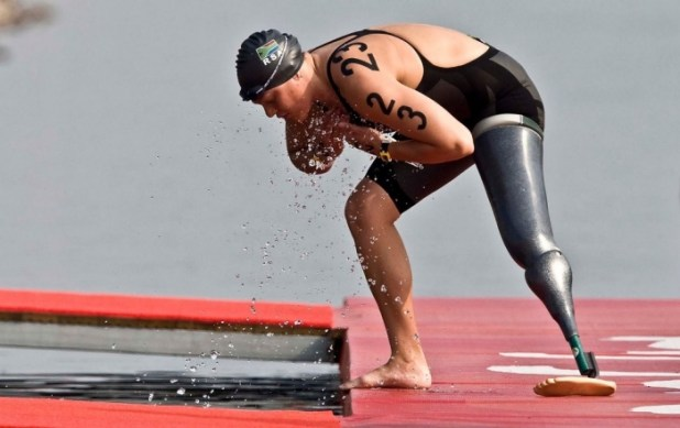 Natalie-Du-Toit1 Top 10 Most Astonishing & Unexpected Sporting Heroes