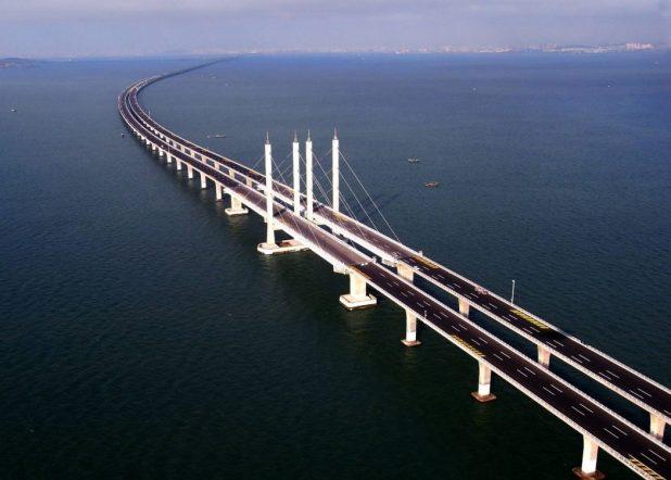 Lake-Pontchartrain-Causeway-Bridge Top 10 Biggest Bridges in USA